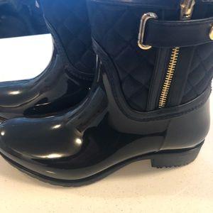 f0ece6dbb Tommy Hilfiger Shoes - New! Tommy Hilfiger Francie Rain Boots